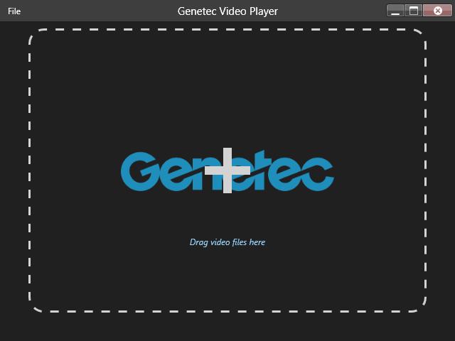 VIDEO TÉLÉCHARGER PLAYER GENETEC